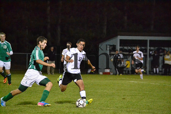 Lakeland Soccer vs. Rhinelander