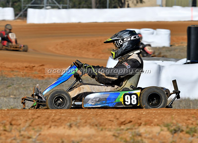 100 Open:  ALL Heats - 30/05/2021 Lucindale