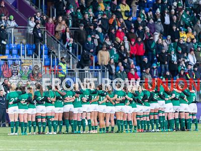 2019-02-01 Ireland Women 7 England Women 57 Six Nations