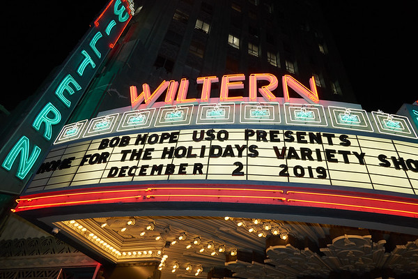Bob Hope USO Home For The Holidays