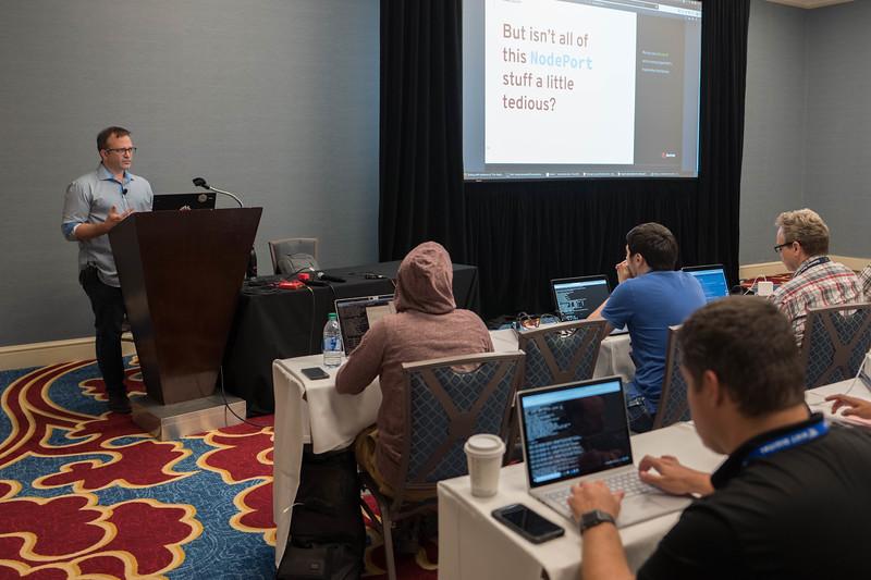 Lance Ball: Cloud Native Kubernets for node.js Developers