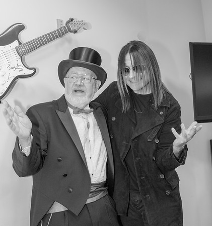 2018 April 21 KindieComm The Dr and John