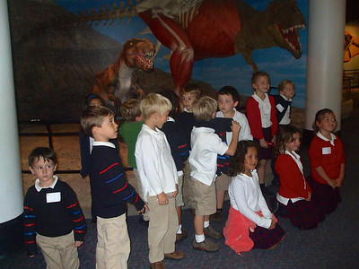 K Visits the Academy of Natural Sciences