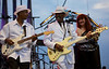 Larry Graham plays at Jazz a Juan 2013
