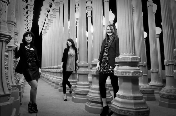 Kimiko, Christie, & Grace