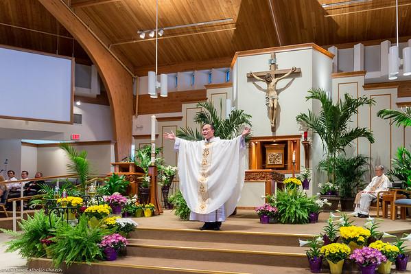 Easter Sunday Vietnamese Mass