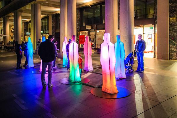 2011 : Vivid Light Festival, Sydney