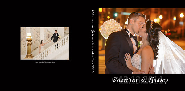 Matthew & Lindsay's Wedding Album