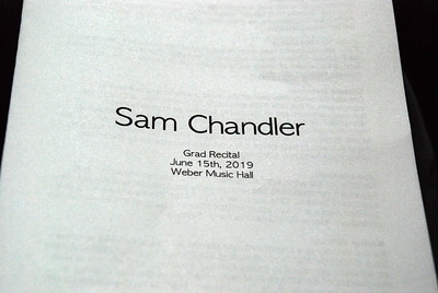 2019 06 15: Sam Chandler H.S. Grad Party and Recital