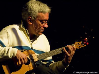 """Gerry Weil (Venezuela) """"NaviJazz 2010"""" Audítorium Corp Banca 03/12/2010"""