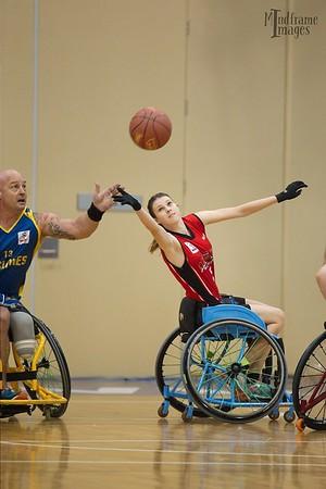 Wheelchair Basketball 2018