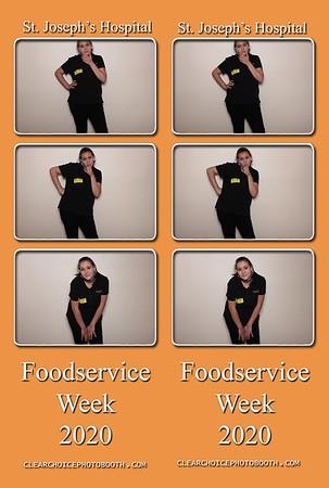 Foodservice week St. Joseph's 10.08.2020