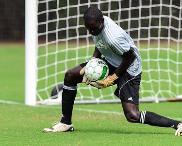 TU Soccer JV v Darton 2011