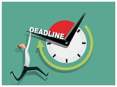 2018/11/07 Holiday Deadlines
