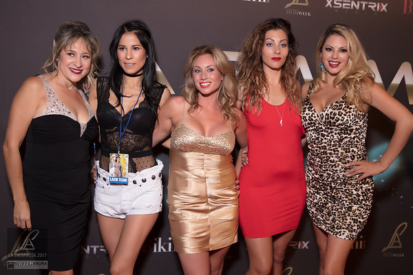LASW 2017 Red Carpet and Other photos