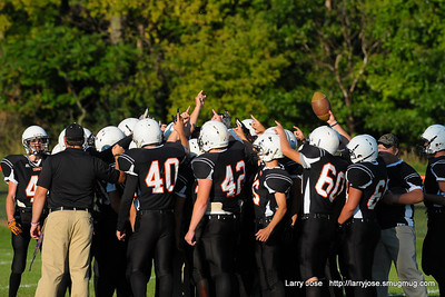 Jonesville vs Springport JV Football