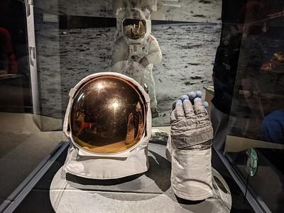 Destination Moon - Cincinnati Museum Center - 27 Nov. '19