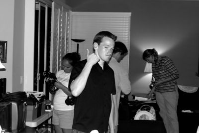 Day 2 - August 14, 2005