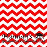 Hannah's Graduation Celebration
