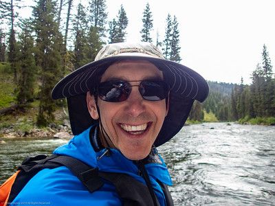 2019-07 River Rafting Middle Fork Salmon River, Idaho