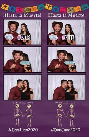 Dan + Juan Wedding 2-2-20