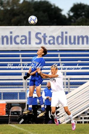 Cocalico Boy's Varsity Soccer @ L-S 9.25.14