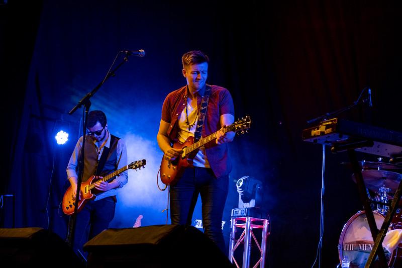 The Mentulls - Echo Hotel Music Club - 01/11/19