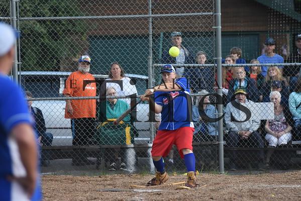 Snowshoe Baseball vs. Shamrock Pub and Eatery August 19, 2019