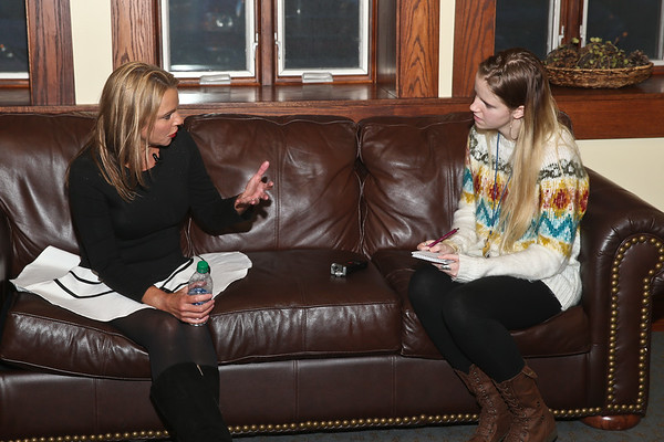 Presidential Lecture Series with Lara Logan (11.14.2019)