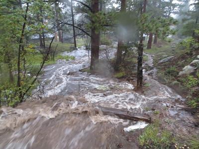 Estes Park  Flood 09/2013