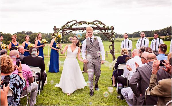Alicia and David - Ceremony
