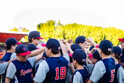 2020 Middle School Baseball