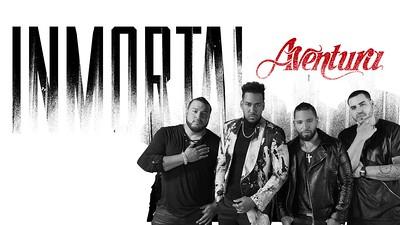 Aventura - Inmortal