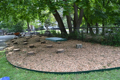 Outdoor Class Space - August 2020