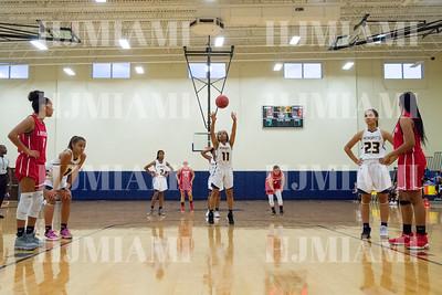 Girls Varsity Basketball 12/17/18