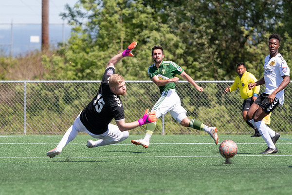 Timbers U23 vs. PDX FC - May 5th, 2019