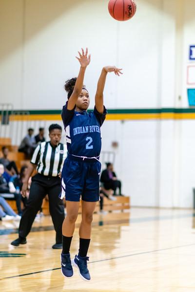 2018-12-11 Indian River v Great Bridge Girls Basketball