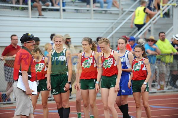 D4 Girls' 3200 Meters - 2017 MHSAA LP TF Finals