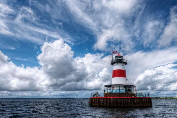 Borden Flats Lighthouse