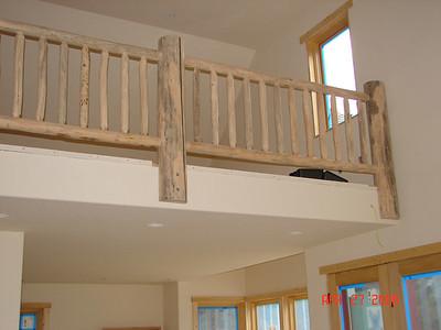 Stairs Interior Railings