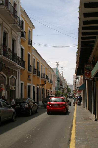In Old San Juan, Puerto Rico