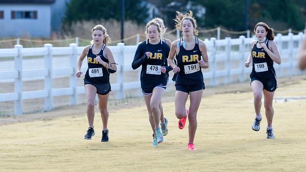 2020 RJR Forsyth County Meet, Girls 1