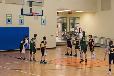GOYA Basketball Tournament - Canton - January 17-19, 2014