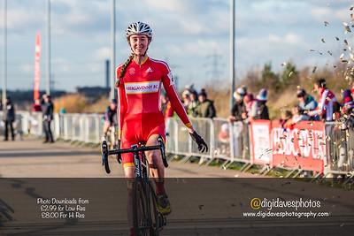 National  Trophy Series CycloPark  Women's Race