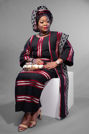 Mrs Gbadamosi Background Change