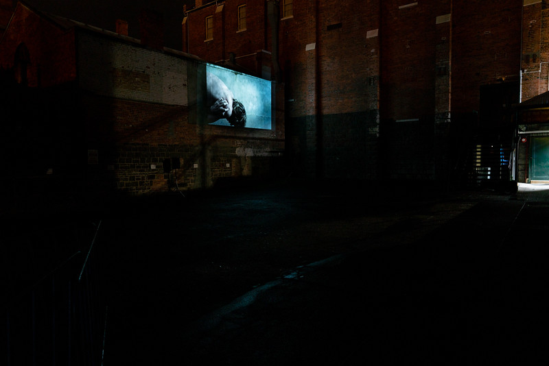 The Chronic Diaries [ Video Presentation] - White Night Ballarat 2019 -3