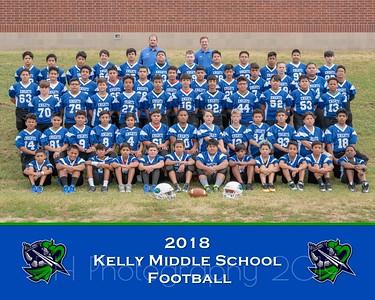 JO Kelly Football