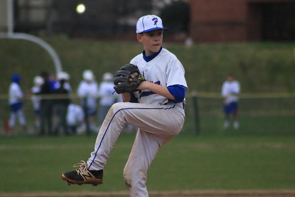 Junior Prep Baseball vs Fuqua School - Mar 25