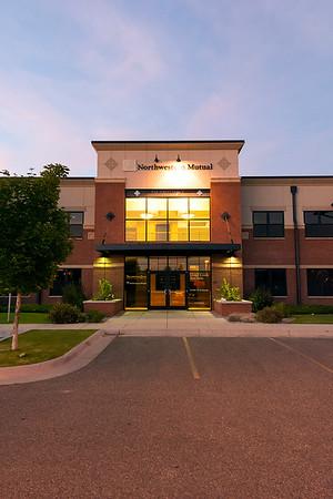 Nicali and Oak Street Office Buildings