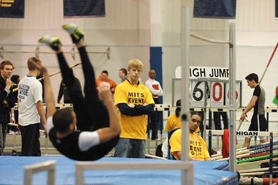 3/17/07 MITS High School State Championship High Jump